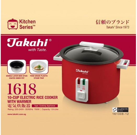 Rice & Porridge Cooker6