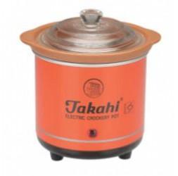 Electric Crockery Pot (Red) HR, 0.7-Litre