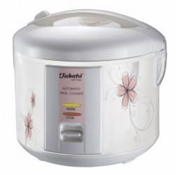 3-Dimensional Keep Warm Electric Rice Cooker, 1.0-Litre