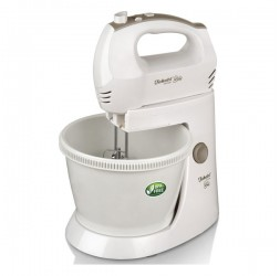 2-In-1 Electric Food Mixer, 2.5-Litre