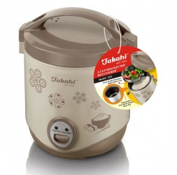 2-Cup Mini Electric Rice Cooker, 0.4-Litre