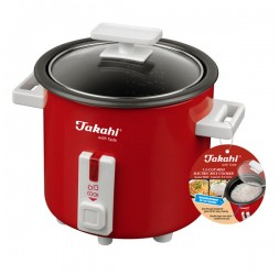 1.5-Cup Mini Electric Rice Cooker, 0.3-Litre