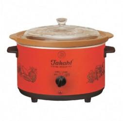 Electric Crockery Pot (Red) HR, 5.2-Litre