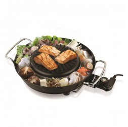 Electric Thai BBQ Cooker, Size Ø37Cm