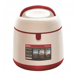 Energy-Saving Thermal Cooker With Warmer, 2.2-Litre + 0.8-Litre