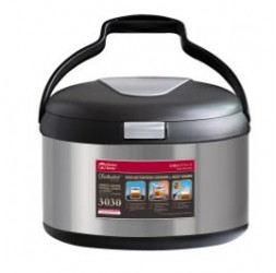 Energy-Saving Thermal Cooker With Warmer 3.5-Litre