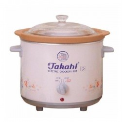 Electric Crockery Pot (Pink) HR, 4.7-Litre