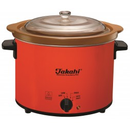 Electric Crockery Pot, 4.7-Litre